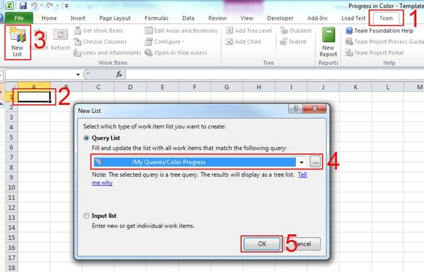 Managing your sprint backlog easier with Excel | The Road to ALM