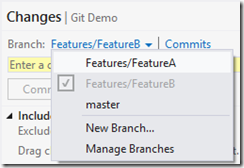 A starters guide to Git for TFS GitWits… | The Road to ALM