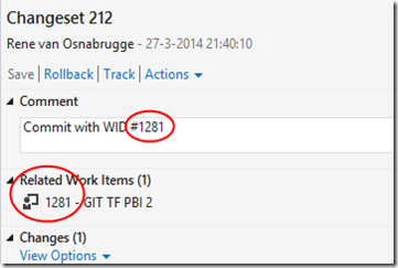 Combining TFS Version Control and Git with Git-TF (4/4)