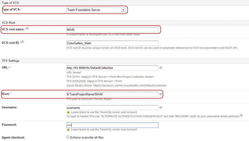 Integrating TeamCity with Team Foundation Server – Part 1